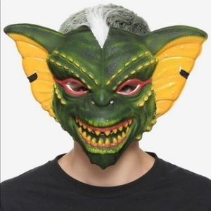 Gremlins Stripe Mask Hot Topic NWT